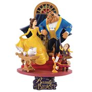 Beauty and the Beast DS-011 Dream Select Series 6-Inch Statue - Previews Exclusive