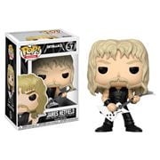 Metallica James Hetfield Pop! Vinyl Figure #57