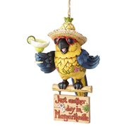 Margaritaville Parrot Heartwood Creek Ornament by Jim Shore