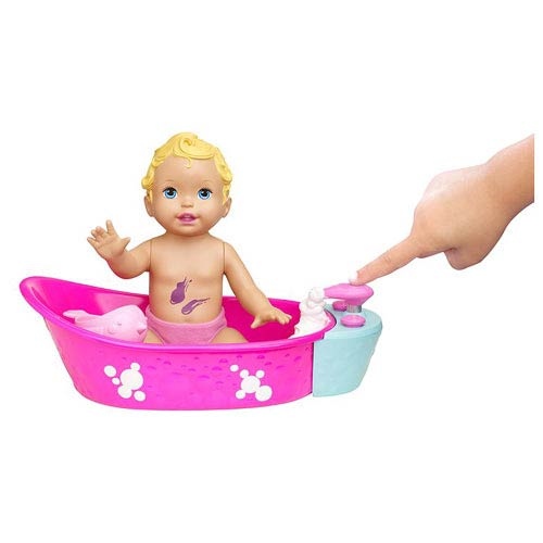 Little Mommy Bubbly Bathtime Caucasian Doll