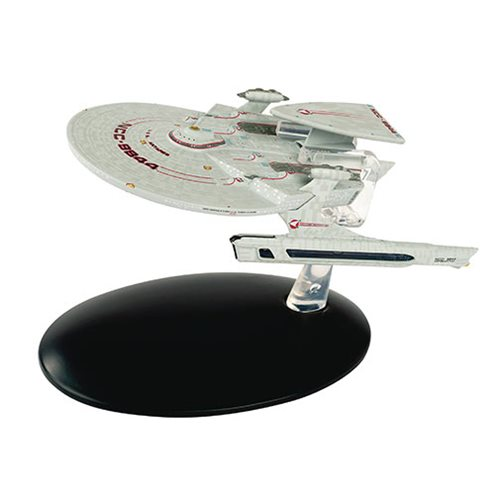 Star Trek Starships U.S.S. Antares Die-Cast Vehicle with Collector Magazine #150