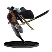 One Piece Dracule Mihawk Banpresto World Figure Colosseum Vol. 3 Statue