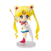 Pretty Guardian Sailor Moon Eternal Super Sailor Moon Eternal Edition Figuarts Mini Statue