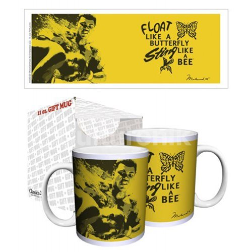Muhammad Ali Float 11 oz. Mug