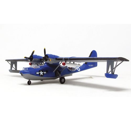 US Navy PBY-5A Catalina Seaplane 1:104 Scale Plastic Model Kit