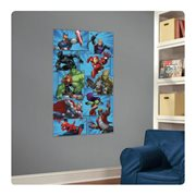 Marvel Team Peel and Stick Wall Mural