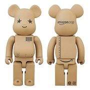 Amazon.Co.Jp 400% Bearbrick Vinyl Figure