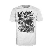 Venom Comic Collage Pop! T-Shirt