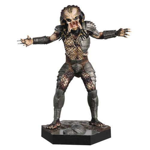 Alien and Predator Predator Figure with Collector Magazine #5