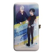 Yuri on Ice Victor and Yuri Hinge Wallet