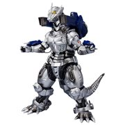 Godzilla 2003 MFS-3 Mechagodzilla Type-3 Kiryu Shinagawa SH MonsterArts Action Figure P-Bandai Tamashii Exclusive