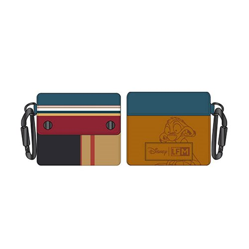 The Lion King Timon Striped Clip Wallet