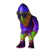Urban Bigfoot Purple Rain Sofubi Vinyl Figure