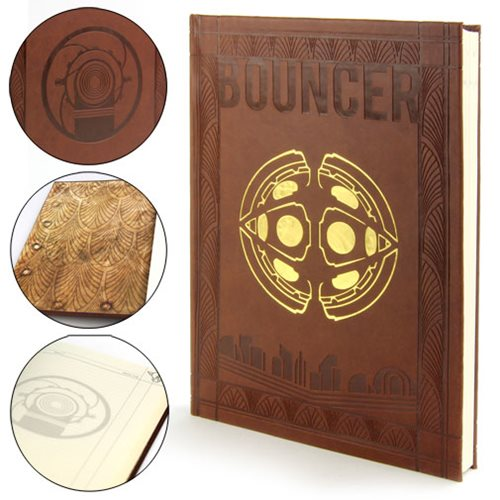 Bioshock Big Daddy Hardcover Journal