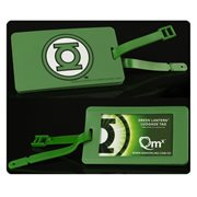 Green Lantern Q-Tag Luggage Tag