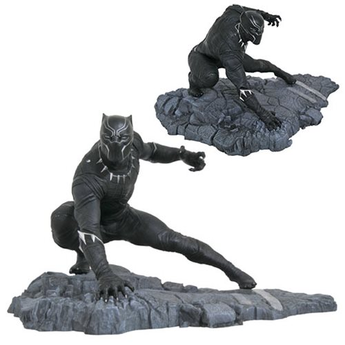 Marvel Gallery Black Panther Statue