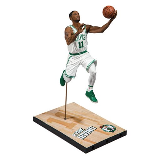 16dca5ef7c1 NBA 2K19 Series 1 Kyrie Irving Action Figure - Entertainment Earth
