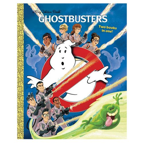 Ghostbusters Big Golden Book