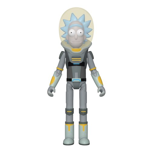 Rick and Morty Space Suit Rick 5-Inch Action Figure