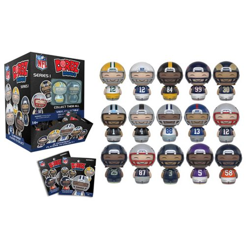NFL Dorbz Minis Mini-Figures Display Case