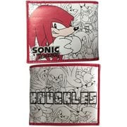 Sonic the Hedgehog Classic Knuckles Wallet
