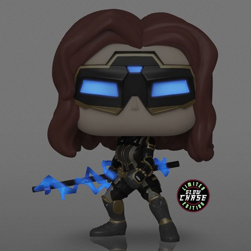 Marvel's Avengers Game Black Widow Pop! Vinyl Figure