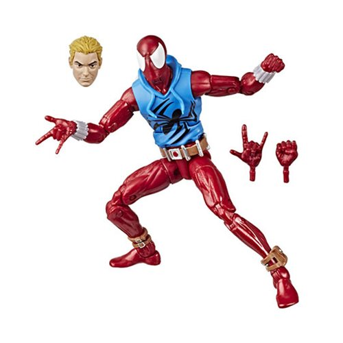 Marvel Legends Super Heroes Vintage 6-Inch Figures Wave 2