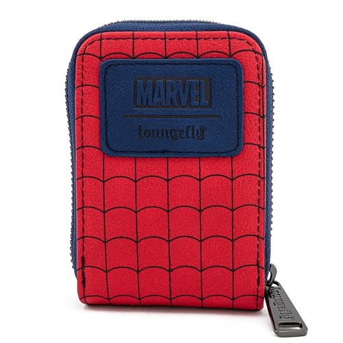 Marvel Spider-Man Classic Accordion Wallet