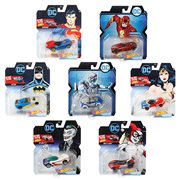 DC Universe Hot Wheels 1:64 Scale 2019 Wave 3 Case