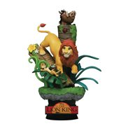 Disney Classics Lion King D-Stage DS-07 6-Inch Statue