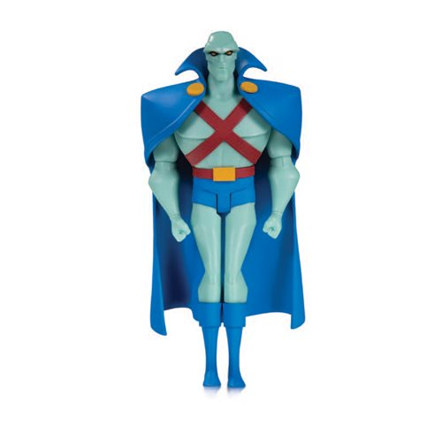 Justice League Animated TV Series Martian Manhunter Action Figure