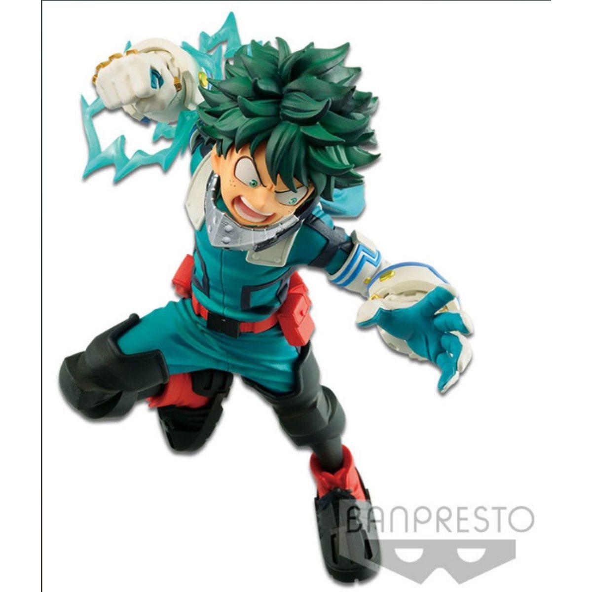 My Hero Academia The Movie Heroes Rising Vs Villain Deku Statue