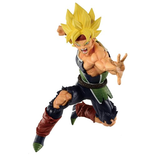 Dragon Ball Super Saiyan Bardock Rising Fighters Ichiban Statue