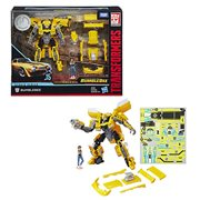 Transformers Studio Series Deluxe Bumblebee and Charlie