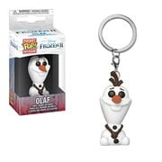 Frozen 2 Olaf Pocket Pop! Key Chain