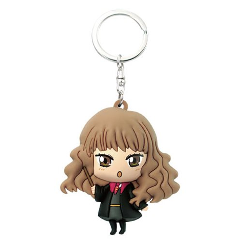 Harry Potter Hermione Granger 3D Foam Key Chain