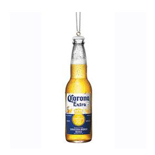 Corona Extra Bottle 4 1/2-Inch Ornament