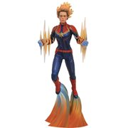 Marvel Gallery Captain Marvel Binary Power Statue, Not Mint