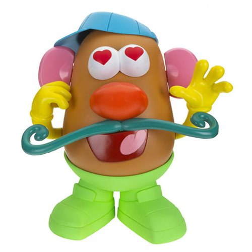 Mr. Potato Head Silly Suitcase Parts and Pieces