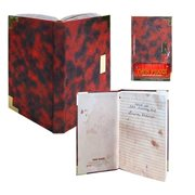Twin Peaks Laura Palmer Diary Journal