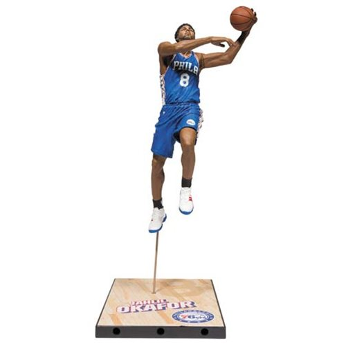 NBA SportsPicks Series 28 Jahlil Okafor Figure