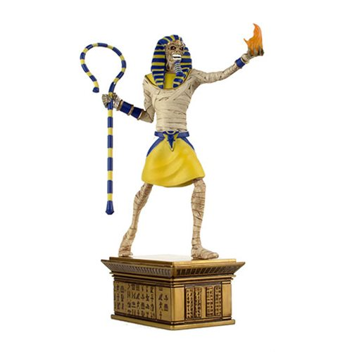 Iron Maiden Powerslave Eddie 1:10 Scale Statue