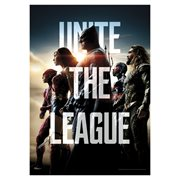 Justice League Unite the League MightyPrint Wall Art