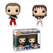 Saturday Night Live Spartan Cheerleaders Pop! Vinyl Figure 2-Pack