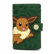 Pokemon Eevee Flying Flap Wallet