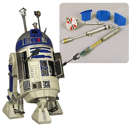 Star Wars R2-D2 Statue Limited Edition Sculpture