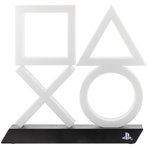 PlayStation PS5 XL Icons Light