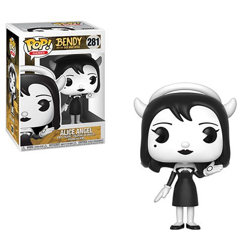 Bendy and the Ink Machine Alice the Angel Pop! Vinyl Figure #281