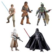 Star Wars Black Series ESB 40th Anniv. 6-Inch Figures Wave 3