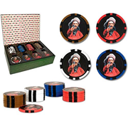 Texas Hold Em Poker Chips